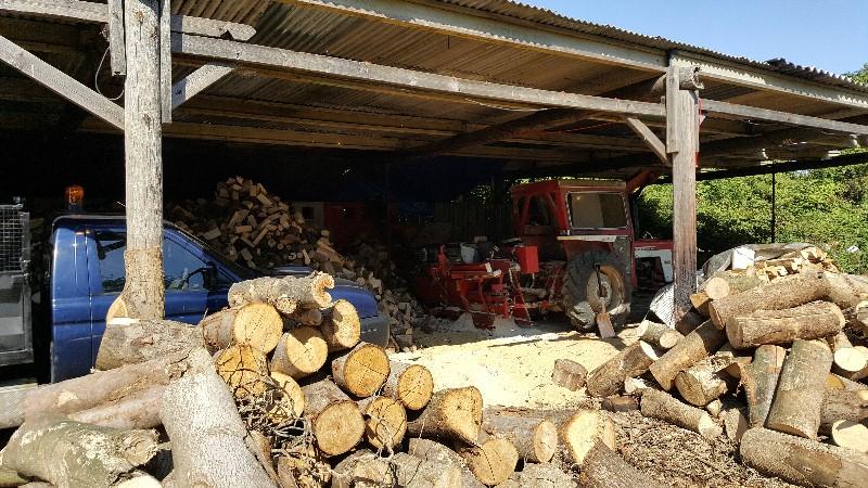 Logman Energy Seasoned Kent Hardwood Logs