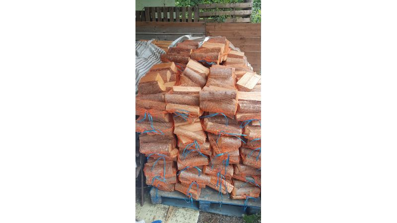 Logman Energy Seasoned Kent Hardwood Logs